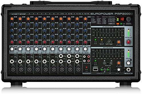 Top 10 Best behringer amplifier mixer