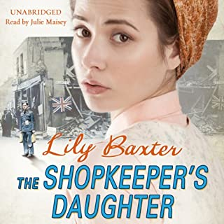 The Shopkeeper's Daughter cover art