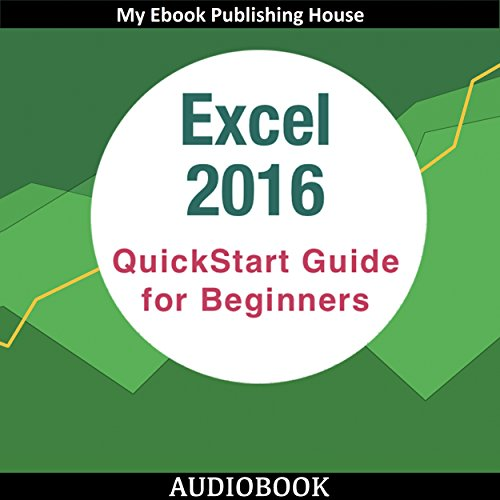 Excel 2016 cover art