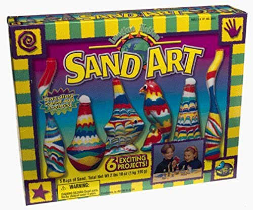 Deluxe Sand Art by Imagine Nation Activity Sets