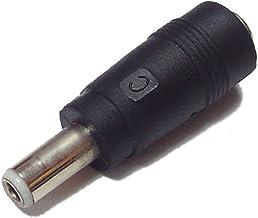 C DCプラグ変換アダプタ 5.5mmx2.1mm ⇒ 5.5mm×2.5mm 電源流用