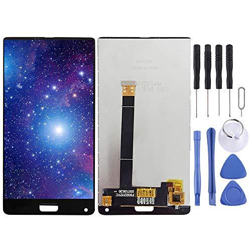 ZHUHAI vervangende display LCD-scherm en Digitizer volledige montage voor Elephone S8 (zwart) scherm vervangende kit + volledige reparatie gereedschap, Blauw