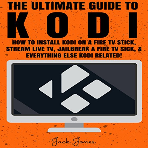 Kodi: The Ultimate Guide to Kodi Titelbild