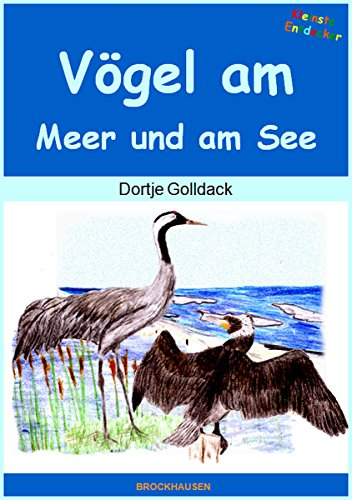 Vögel am Meer und am See (Kleinste  Entdecker 18) (German Edition)