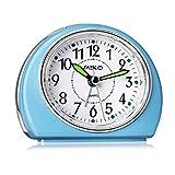 Alarm Clocks Non-Ticking for Bedrooms, MEKO...