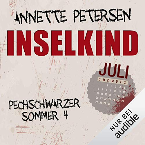 Inselkind - Juli audiobook cover art