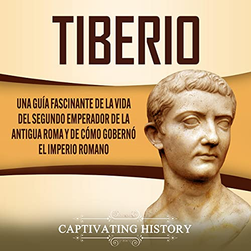 Tiberio (Spanish Edition) cover art