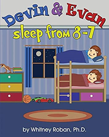 Devin & Evan Sleep From 8-7