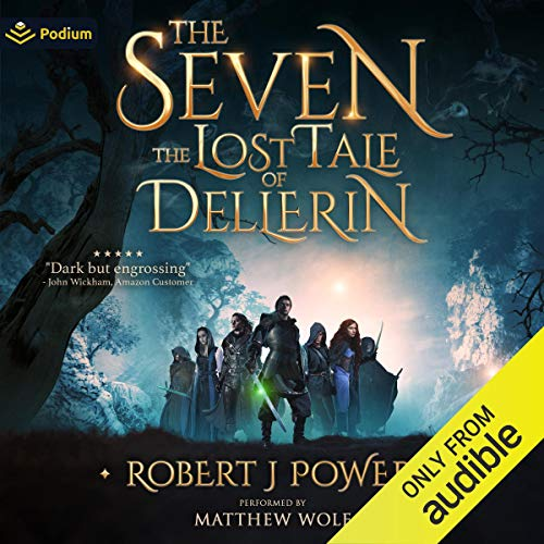 The Seven audiobook cover art