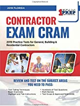 Florida Contractor Exam Cram: 2019 Study Review for General, Building & Residential