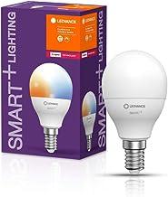 LEDVANCE LED Lamp | E14 | Tunable White | 2700…6500 K | 5 W = 40 W | Smart+ Mini Bulb Tunable White