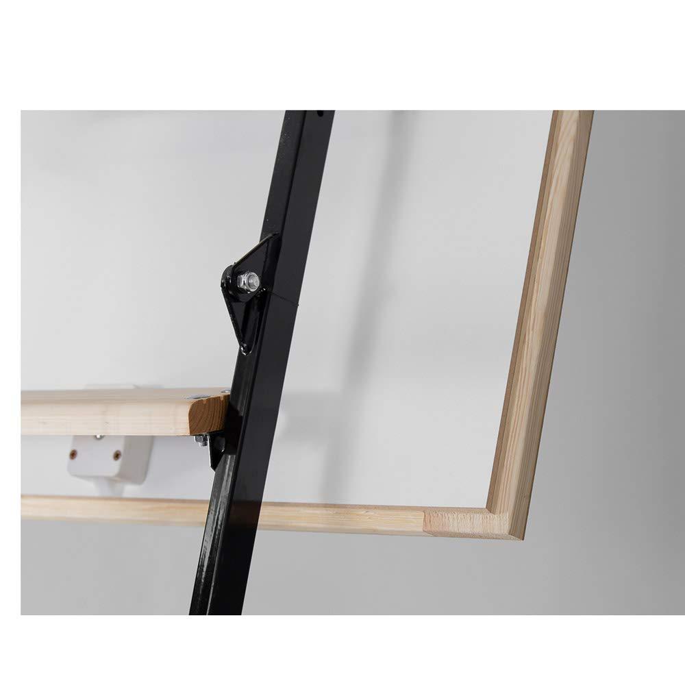Escalera de suelo mini térmica (80 x 60 cm, madera): Amazon.es: Bricolaje y herramientas