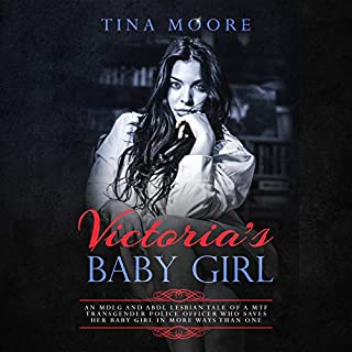 Victoria's Baby Girl audiobook cover art