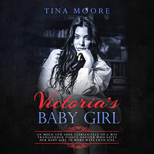 Victoria's Baby Girl audiobook cover art
