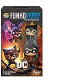 Funko- Pop Funkoverse: DC Expandalone Board Game, 43492, Multi Colour