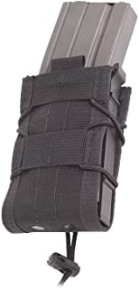 High Speed Gear TACO MOLLE Single Rifle Mag Pouch, Made in the USA