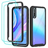Amlope Shockproof Case for Huawei P Smart S/Huawei Y8P