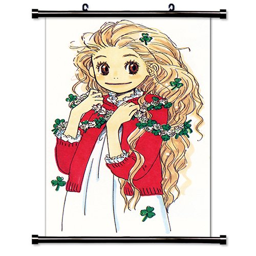 Honey and Clover Anime Fabric Wall Scroll Poster (16' x 27') Inches. [WP]-Honey and Clover-82
