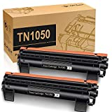 CMYBabee Cartucho de tóner Compatible para Brother TN 1050 para Brother DCP-1510 DCP-1512A HL-1110 HL-1212W HL-1112 HL-1112A HL-1210W MFC-1810 MFC-1910W
