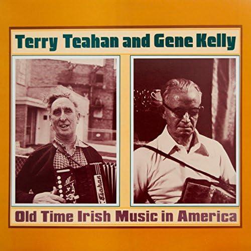 Terry Teahan & Gene Kelly