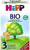 Hipp Bio 3 Folgemilch - ab dem 10. Monat, 800g -