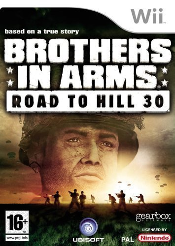 Brothers in Arms - Road To Hill 30 (Wii) by UBI Soft