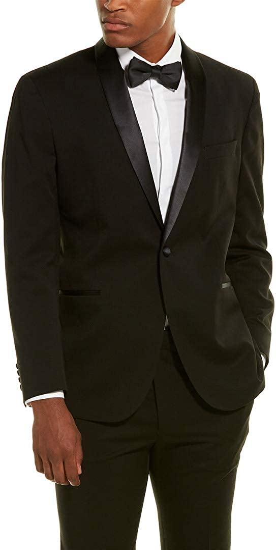 Kenneth Cole REACTION Men's Techni-Cole Stretch Fit Tuxedo Max 87% OFF Slim New product