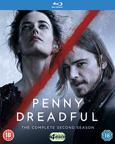 Penny Dreadful: Season 2 [4 Blu-rays] [UK Import]
