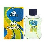 Adidás Gét Réady Còlogne For Men 3.4 oz Eau De Toilette Spray