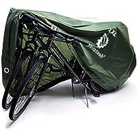 YardStash Reflective Bicycle Tarp & Waterproof Bike Covers