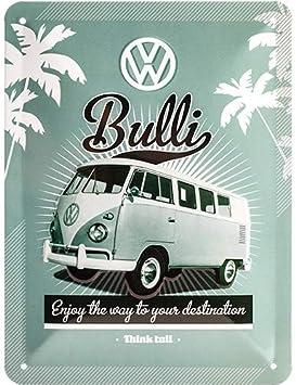 DECO BOITE A PILULES-BONBONS VW VOLKSWAGEN BULLI ORIGINAL RIDE