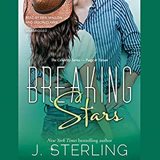 Breaking Stars audiobook cover art