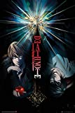 POSTER STOP ONLINE Death Note - Manga/Anime TV Show Poster/Print (Duo - Light vs. L) (Size 24' x 36')