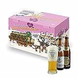 Bavariashop® Bier Adventskalender - PINK Edition! 2021