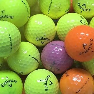Bランク キャロウェイ(CALLAWAY) 各種混合 カラーボール 30球 ロストボール 【ECOボール】