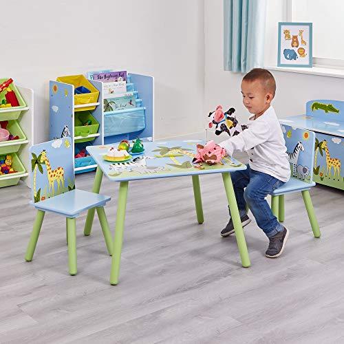 ikea barnstolar och bord