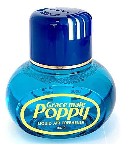 Original Poppy Grace Mate Lufterfrischer (Freesie, ohne Beleuchtung) (150 ml), Raum-Duft für die Wohnung, LKW, Auto - RaumParfum beseitig unangenehme Gerüche