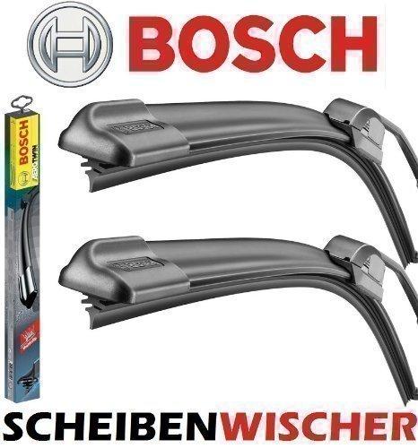 BOSCH AeroTwin Set 550/530 mm Scheibenwischer Flachbalkenwischer Wischerblatt Scheibenwischerblatt Frontscheibenwischer 2mmService