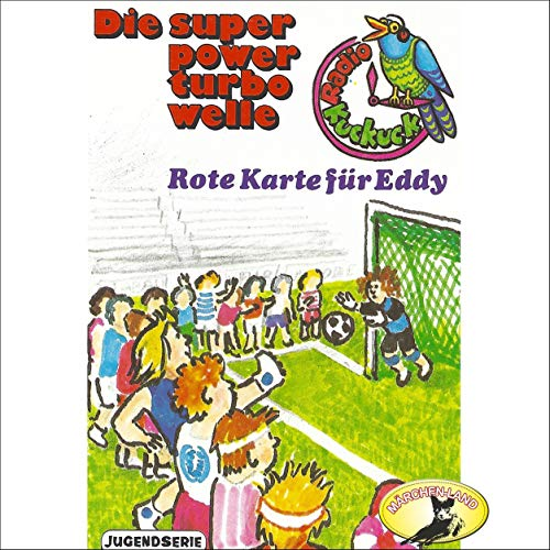 Page de couverture de Rote Karte für Eddy