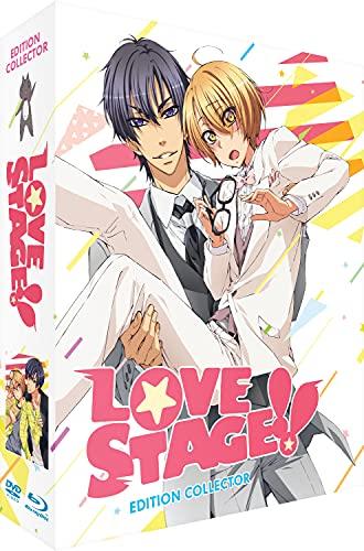 Coffret intégrale Love Stage [Blu-Ray]