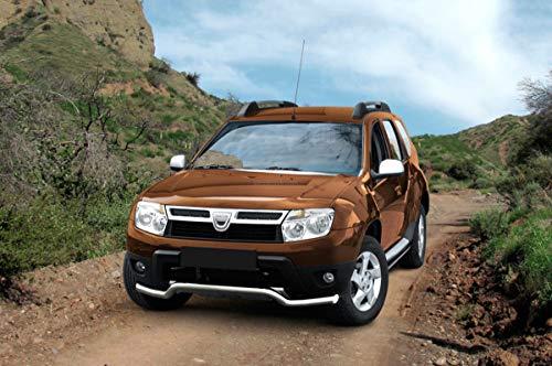 Frontschutzbügel (Tief) Dacia Duster Baujahr 2010-2014 mit EU-Zulassung
