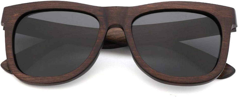Sunglass Retro Wooden Sunglasses, Polarized, UVResistant Sunglasses, Fashion Sunglasses