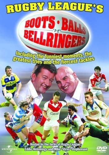 Rugby League's Boots, Balls 'n' Bellringers [UK Import]