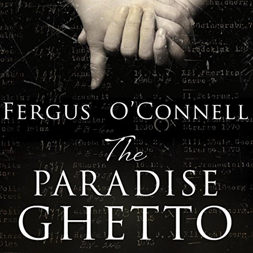 The Paradise Ghetto audiobook cover art