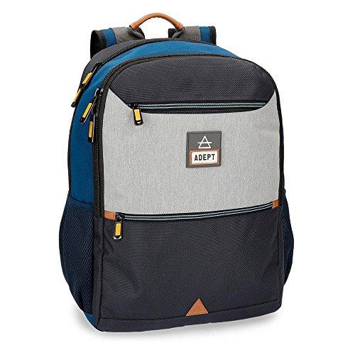 Adept Mariner Zaino porta Pc Adattabile Multicolore 32x44x16 cms Poliestere 15,6' 22.53L