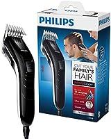 Philips Tondeuse- Zelfslijpende stalen mesjes - Huidvriendelijk - 11 Lengtestanden - Compact en lichtgewicht -...