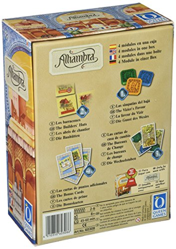 Alhambra - The Vizor's Favor (Discontinued by manufacturer)