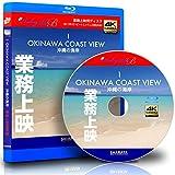 業務上映用4Kカメラ映像【HealingBlueBヒーリングブルーB】沖縄の海岸-1〈動画約100分〉 [Blu-ray]