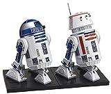 Star Wars 1/12 R2-D2 & R5-D4 Model: