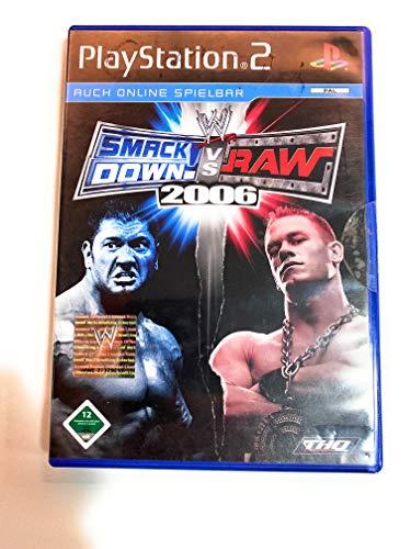 WWE Smackdown vs. Raw 2006 [Importación alemana] [Playstation 2]